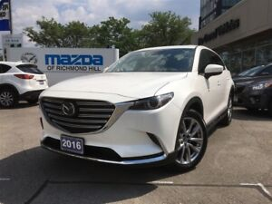 2016 Mazda CX-9 GT | Leather | Back up Cam | Navigation | 20 All