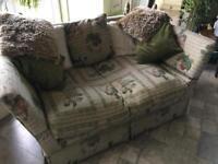 Unusual sofa
