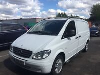 Mercedes Vito sport 109 cdi- Remapped with bluetooth & DAB radio.