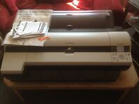 Canon IPF 605 A1 Large Format Printer. Faulty, bargain price!!