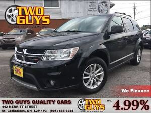 2016 Dodge Journey SXT ALLOYS 7 PASSENGER ALLOYS