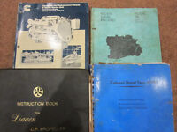 Repair & Parts Manuals for Diesel Engines/Gearboxes
