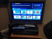 "Sky+HD Box & 20"" HD Ready Monitor"
