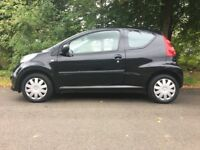 08 Peugeot 107 Urban 1.0 12v only 59k miles (PERFECT FIRST CAR) road tax £20 per year 1 years MOT