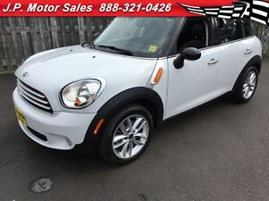2012 MINI Cooper Countryman Manual, Leather, Panoramic Sunroof