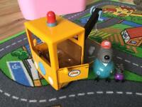 Peppa Pig Grandad Dog's Recovery Truck and Danny Dog With Sounds