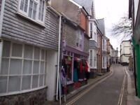 2 bed cottage winter let in St Ives Cornwall