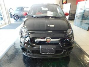 2016 FIAT 500c ABARTH CABRIO CONVERTIBLE | 5' TOUCHSCREEN |