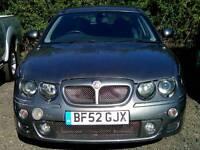 MG ZT V6 2002