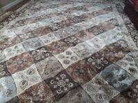 Large living room carpet