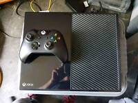 Xbox One Great Condition with 10 Games £180 No Offers Pickup