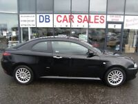 DIESEL !!! 2007 57 ALFA ROMEO GT 1.9 JTDM 16V TURISMO 3D 148 BHP *** GUARANTEED FINANCE ***