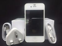 Apple iPhone 4s - 16GB - White (EE) Smartphone