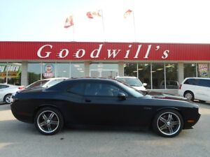 2012 Dodge Challenger R/T! NAVI! HEATED LEATHER SEATS! SUNROOF!