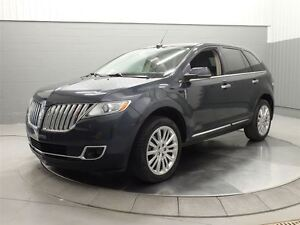 2015 Lincoln MKX AWD MAGS TOIT PANO CUIR NAVIGATION West Island Greater Montréal image 1