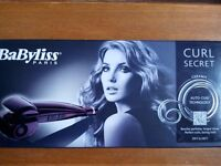 Babyliss Curl Secret - Only used twice!!!