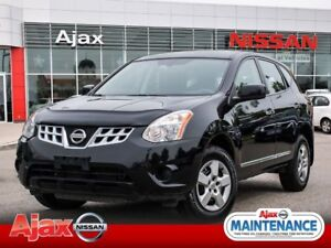 2013 Nissan Rogue S*One Owner*Accident Free