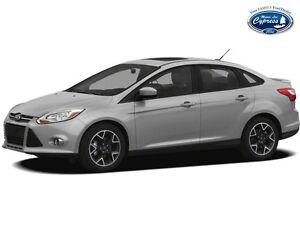 2012 Ford Focus Titanium Titanium