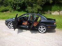 Jaguar X Type - Sport Premium - 2008 - Black -74k - FSH - Mot feb 2017 - 2.2l Diesel - £4800 ono