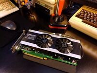 INNO 3d Video card Graphics card pci-e GTX260