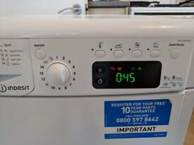 Indesit Condenser Dryer, over 9 years left of guarantee