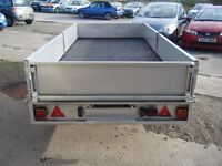 IFOR WILLIAMS TRAILER LOVELY EXAMPLE RARE BED SIZE 12FT X 5FT 6 2700KG OVERALL LENGTH 16FT