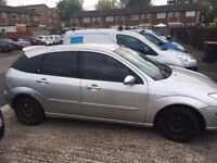 Ford focus for sale spares or repair