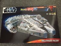 Star Wars Millenium Flacon Easy Kit. Brand new and unopened