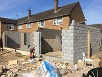 Brickwork services in London and its surrounding area