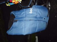 3 in 1 pushchair in very good condition.