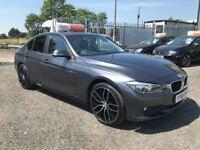 Late 2013 BMW 3 Series 316d ES **M Performance Kit** *Finance and Warranty* (A4,PASSAT,C220,320d)
