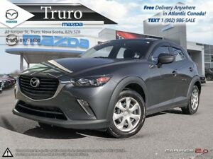 2016 Mazda CX-3 FULL WARRANTY TO 2021! $71/WK TX IN! GX AWD! FUL
