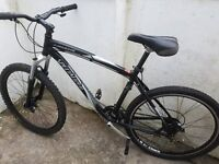 Specialized Hardrock Disc 2009. RRP £400. Mountain Bike. Disc Brakes. Excellent Condition.