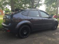 ford focus modified replica rs , st not fiesta