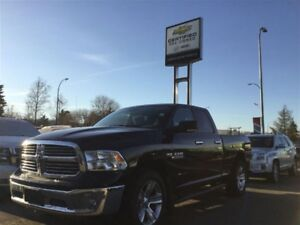 2017 Ram 1500 SLT Bighorn *Heated Seats + Wheel* *LOW KMs!*