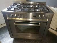 Hotpoint range cooker 90cm
