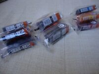 Canon pixma mg5250 ink cartridge set plus more!