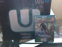 Boxed limited edition wii u