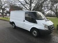 Ford transit T280 85 Swb starts and drives but nocking