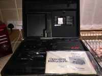 Panasonic VHS Movie Camera