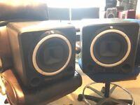 Studio monitors Equator Q10's (pair)