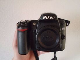Nikon D80 10.2MP DSLR (Body Only)