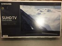 """Samsung 65"""" 9series 4k curved SUHD smart led tv ue65ks9000"""