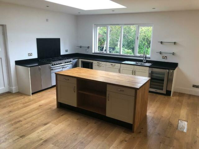 Siematic Quality German Kitchen, Appliances, Island, Bar, Dresser | in  Knutsford, Cheshire | Gumtree