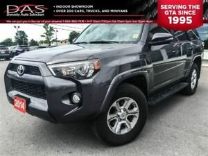 2014 Toyota 4Runner SR5 LIMITED NAVIGATION/LEATHER/SUNROOF/7 PAS