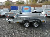 NEW CAR TRAILER 2700KG 8.2 X 4.33 with braked
