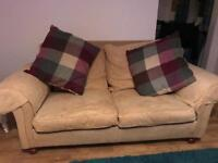 Duresta matching sofas