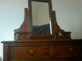 Dressing Table/ bedside cabinets