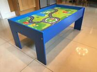 Chad Valley kids wooden play table