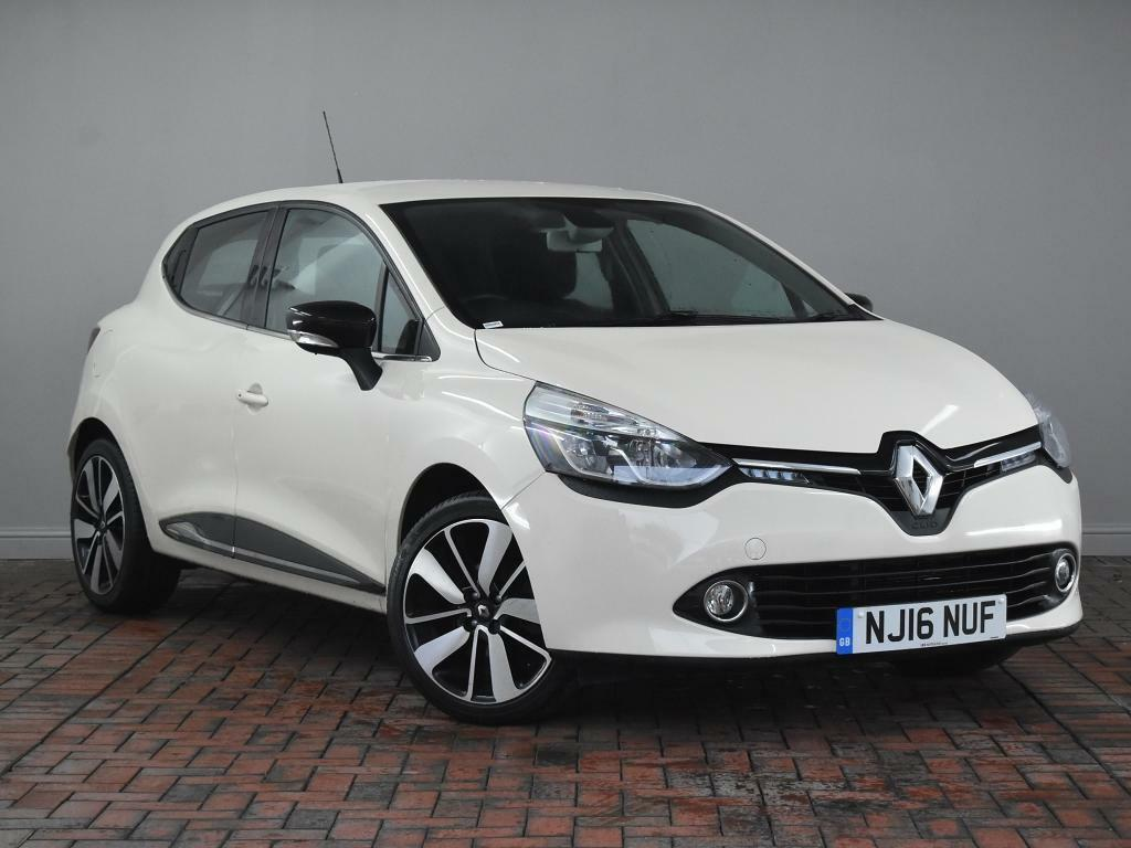 renault clio 0 9 tce 90 dynamique s nav 5dr cream 2016 in winsford cheshire gumtree. Black Bedroom Furniture Sets. Home Design Ideas